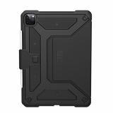"Apple iPad Pro 12.9"" (4th Gen, 2020) Urban Armor Gear Metropolis Case (UAG) - Black"