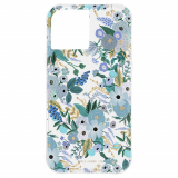 Apple iPhone 12 mini Rifle Paper Co Case - Garden Party Blue Antimicrobial *APPROVAL R