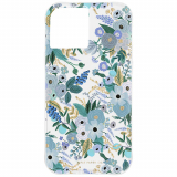 Apple iPhone 12/12 Pro Rifle Paper Co Series Case - Garden Party Blue with Antim *APPROVAL REQUIRED