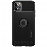 Apple iPhone 11 Pro Spigen Rugged Armor Series Case - Matte Black