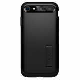 Apple iPhone SE 2020/8/7 Spigen Slim Armor Series Case - Black