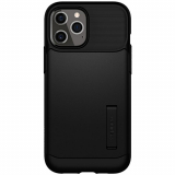Apple iPhone 12 Pro Max Spigen Slim Armor Series Case - Black