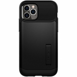 Apple iPhone 12/12 Pro Spigen Slim Armor Series Case - Black