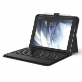 Apple iPad Mini 5 Zagg Keyboard Messenger Folio Case - Charcoal