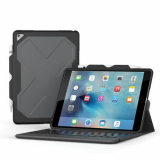 Apple iPad Pro 10.5 Zagg Rugged Keyboard Messenger Folio Case - Black