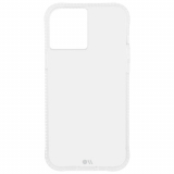 Apple iPhone 12 Pro Max Case-Mate Tough Clear Plus Series Case with Micropel - Clear