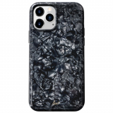 Apple iPhone 12/12 Pro Laut Pearl Series Case - Black Pearl