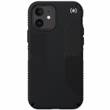 Apple iPhone 12/12 Pro Speck Presidio 2 Grip Series Case - Black/Black/White