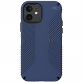 Apple iPhone 12/12 Pro Speck Presidio 2 Grip Series Case - Coastal Blue/Black/Storm Blue