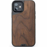 Apple iPhone 12 mini Mous Limitless 3.0 Series Case - Walnut