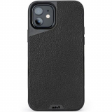 Apple iPhone 12 mini Mous Limitless 3.0 Series Case - Black Leather