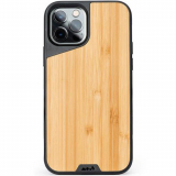 Apple iPhone 12/12 Pro Mous Limitless 3.0 Series Case - Bamboo