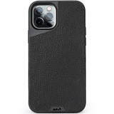 Apple iPhone 12/12 Pro Mous Limitless 3.0 Series Case - Black Leather