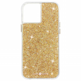 Apple iPhone 12 mini Case-Mate Twinkle Series Case with Micropel - Gold