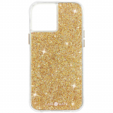 Apple iPhone 12 Pro Max Case-Mate Twinkle Series Case with Micropel - Gold