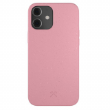 Apple iPhone 12 mini Woodcessories Bio Series Case with Antimicrobial - Coral Pink