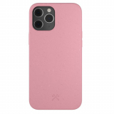 Apple iPhone 12/12 Pro Woodcessories Bio Series Case with Antimicrobial - Coral Pink