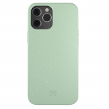 Apple iPhone 12 Pro Max Woodcessories Bio Series Case with Antimicrobial - Mint Green
