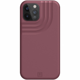 Apple iPhone 12/12 Pro [U] by UAG Anchor Case - Aubergine