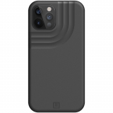 Apple iPhone 12 Pro Max [U] by UAG Anchor Case - Black