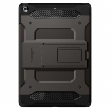 "**NEW**Apple iPad 7th/8th Gen (10.2"") Spigen Tough Armor Case - Gunmetal"