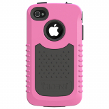Apple iPhone 4/4s Trident Cyclops Series Case - Pink