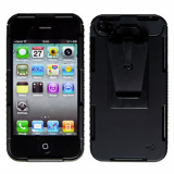 Apple iPhone 4/4s Connect Case - Black