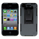Apple iPhone 4/4s Connect Case - Gray