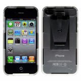Apple iPhone 4/4s Connect Case - Clear Opaque