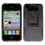 Apple iPhone 4/4s Connect Case - Smoke