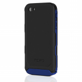 Apple iPhone 5 Incipio Atlas Case - Black/Blue