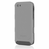 Apple iPhone 5 Incipio Atlas Case - Light Gray/Dark Gray