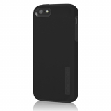 Apple iPhone 5/5s/SE Incipio DualPRO Case - Black/Black