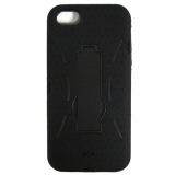 Apple iPhone 5/5s DP Case - Black/Black