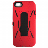 Apple iPhone 5/5s DP Case - Red/Black