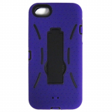 Apple iPhone 5/5s DP Case - Purple/Black