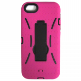Apple iPhone 5/5s DP Case - Pink/Black