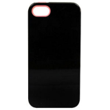 Apple iPhone 5/5s/SE Sonix Inlay Case - Black/Coral