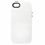 Apple iPhone 5/5s/SE Sonix Inlay Case - White/Black