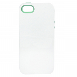 Apple iPhone 5/5s/SE Sonix Inlay Case - White/Mint