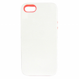 Apple iPhone 5/5s/SE Sonix Inlay Case - White/Coral