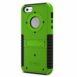 Apple iPhone 5/5s/SE TriShield Case - Lime Green/Black