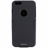 Apple iPhone 6 Plus/6s Plus TekYa Holster Shield Combo - Black