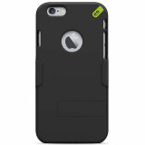 Apple iPhone 6 Plus/6s Plus PureGear Hip Clip Holster Shield Combo Case - Black