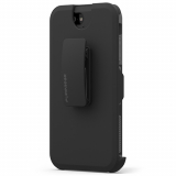Apple iPhone 8 Plus/7 Plus PureGear DualTek Case with Hip Clip Holster - Black