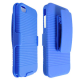 Apple iPhone 4/4s Holster Shield Combo - Blue
