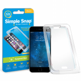 Apple iPhone 6/6s Simple Snap Tempered Glass