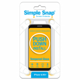 Apple iPhone 6 Plus Simple Snap Tempered Glass