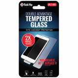 Apple iPhone 8+/7+/6s+/6+ TekYa Double Advantage Screen Protector Tempered Glass