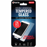 Apple iPhone Xs/X TekYa Double Advantage Screen Protector - Tempered Glass